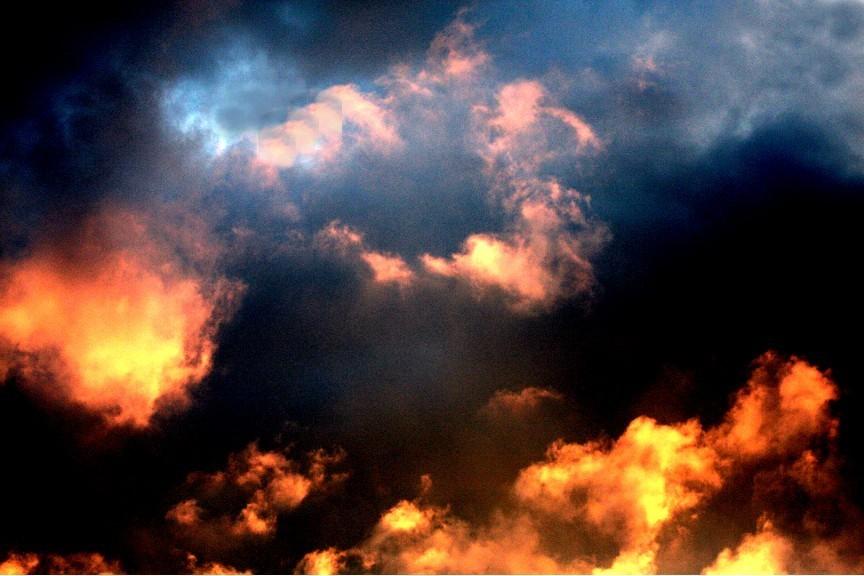 fire in the sky pray for rain in la. Black Bedroom Furniture Sets. Home Design Ideas